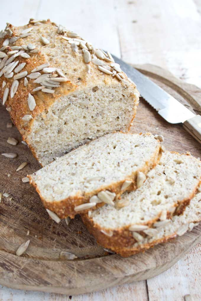 Low Carb Healthy Bread  Everyday Low Carb Bread Recipe – Sugar Free Londoner