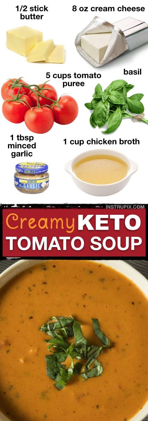 Low Carb Keto Soup Recipes  7 Easy Low Carb Soup Recipes Keto Friendly