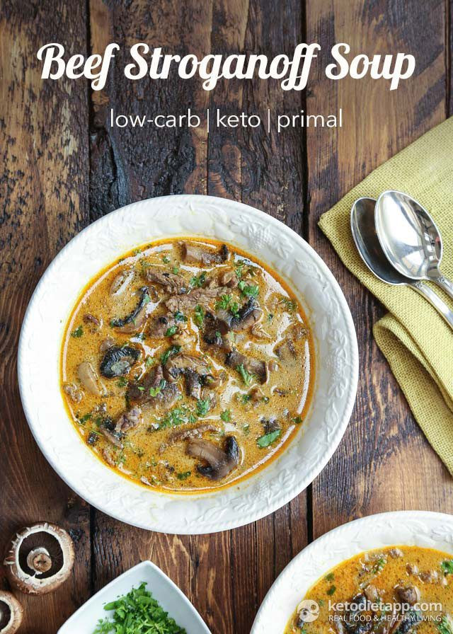 Low Carb Keto Soup Recipes  9 Low Carb Soup Recipes to Stay Warm and Full of Energy