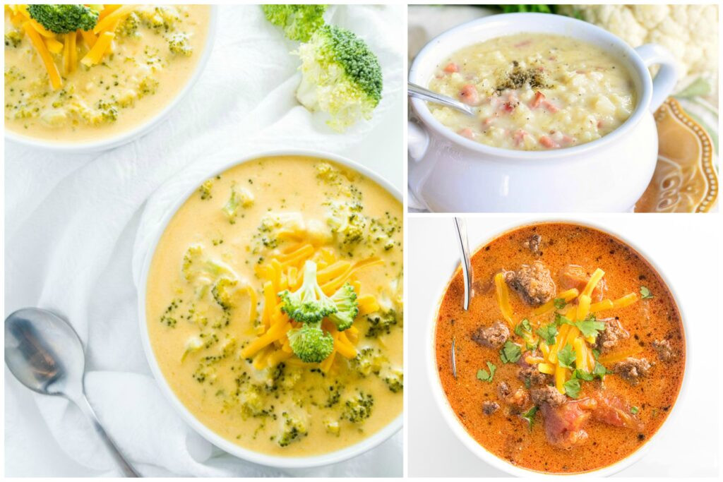 Low Carb Keto Soup Recipes  13 Low Carb Keto Soup Recipes That Are Delicious
