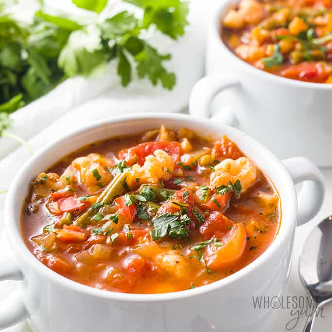 Low Carb Keto Soup Recipes  17 Quick and Tasty Keto Diet Soup Recipes Create A Fit Life