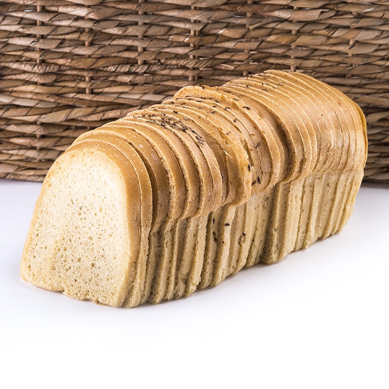 Low Carb Rye Bread  Great Low Carb Plain Bread 16oz Loaf Great Low Carb