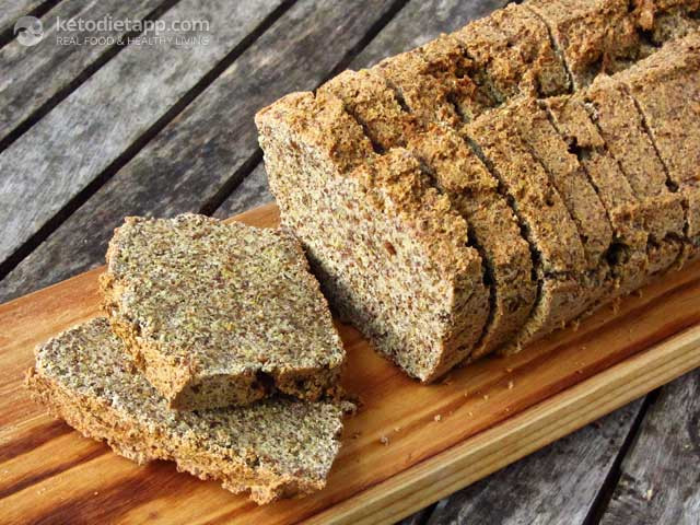 Low Carb Rye Bread  The KetoDiet Blog