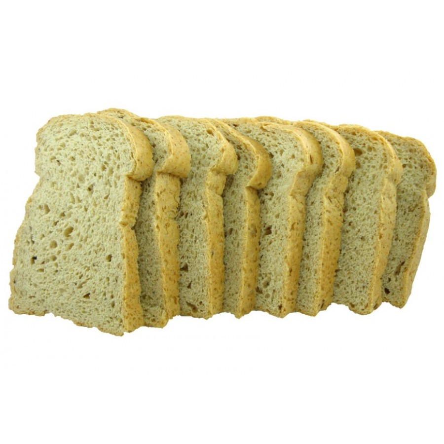 Low Carb Rye Bread  Low Carb Rye Bread 8 Slice Small Loaf Fresh Baked