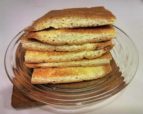 Low Fat Low Carb Bread  Low Carb High Fat Sliced Bread