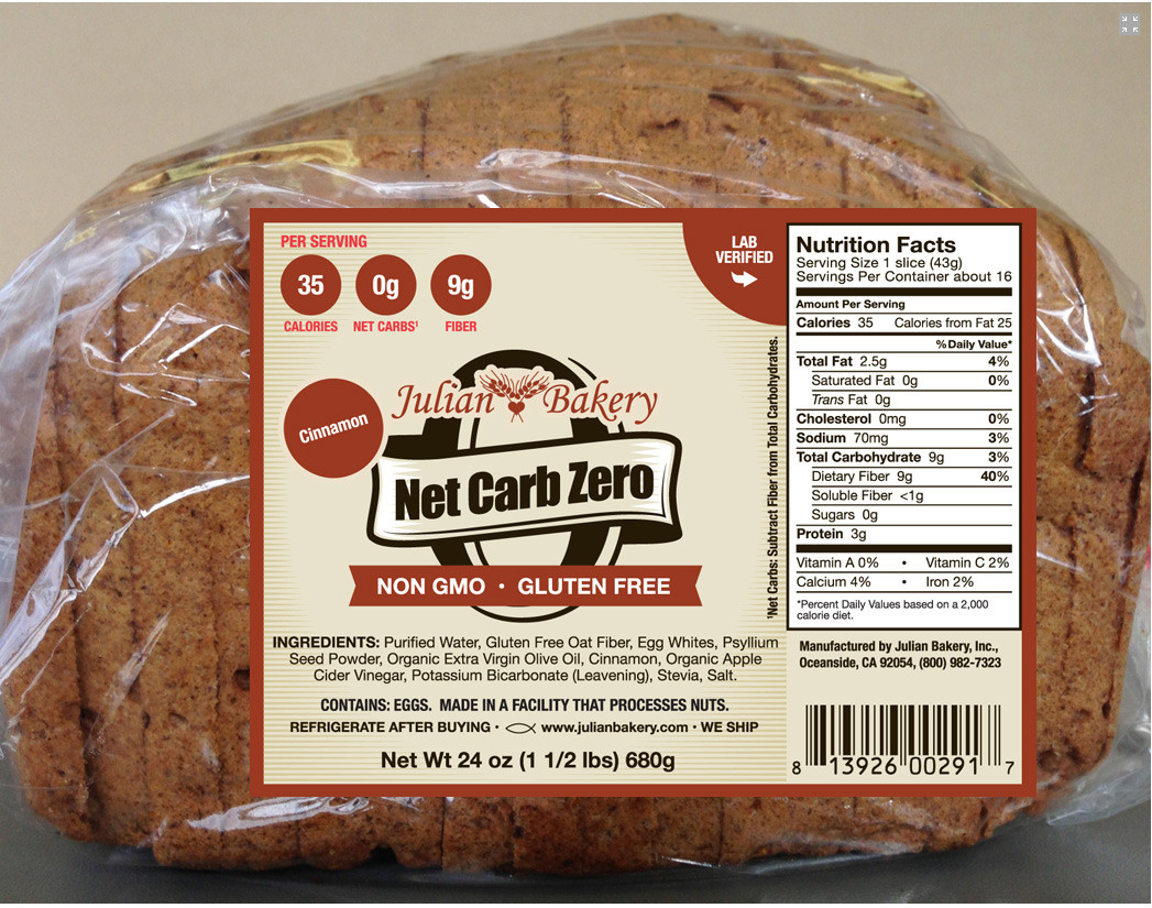 Low Fat Low Carb Bread  Low Carb Bread
