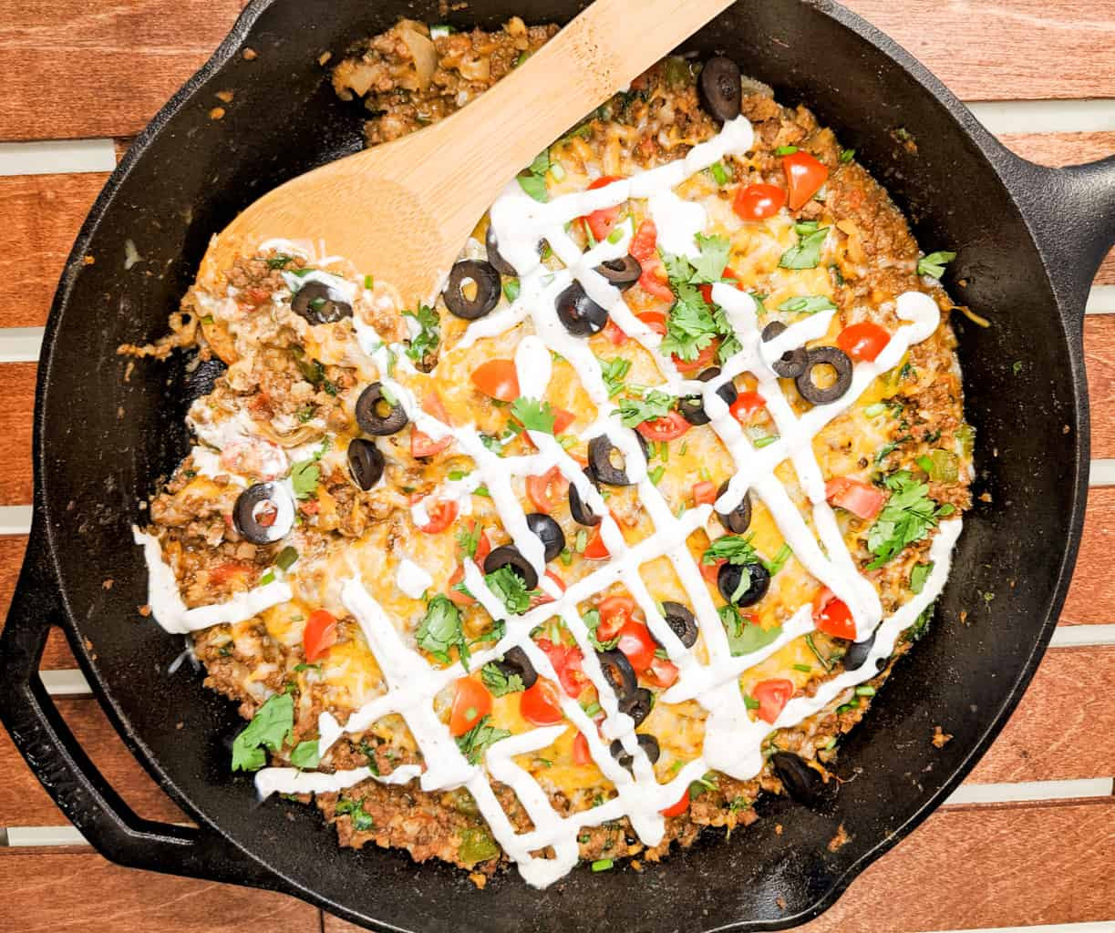 Mexican Keto Skillet  Keto Mexican Skillet · Fittoserve Group