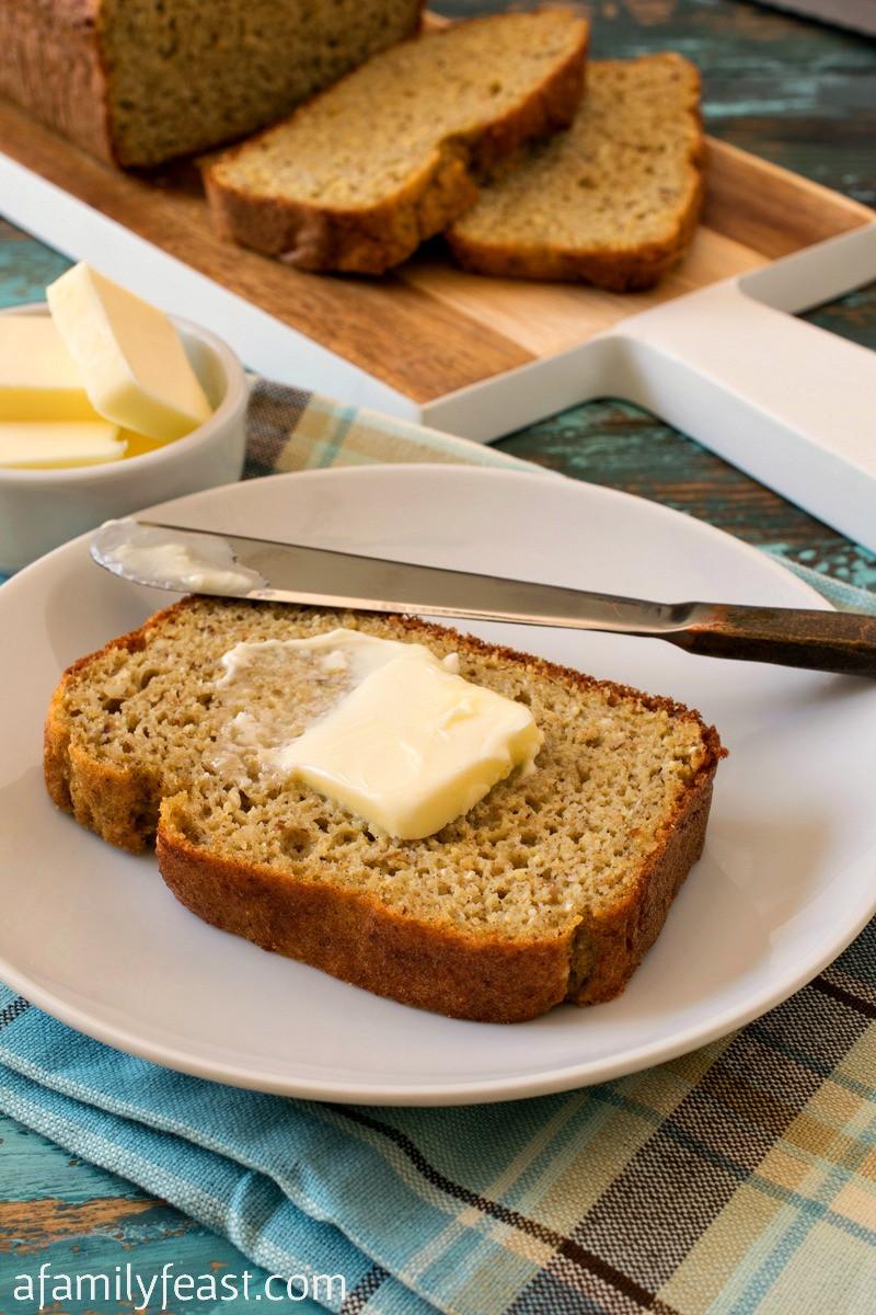 Moist Keto Sandwich Bread  Keto Bread A Family Feast