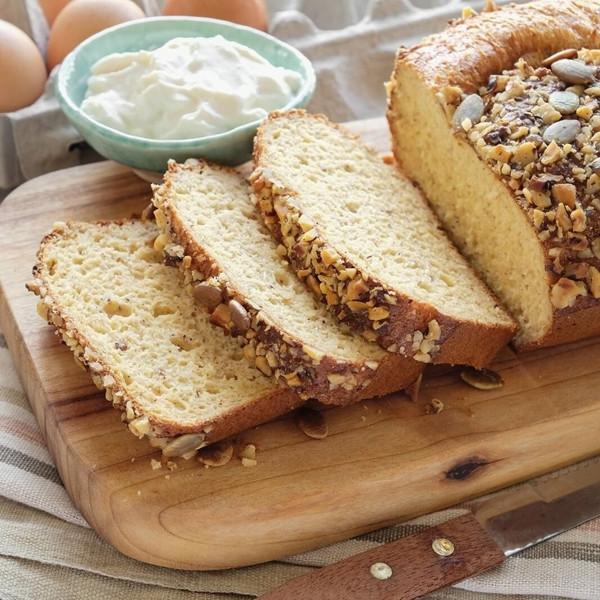 Moist Keto Sandwich Bread  Shop with Do You Bake Keto Sandwich Bread