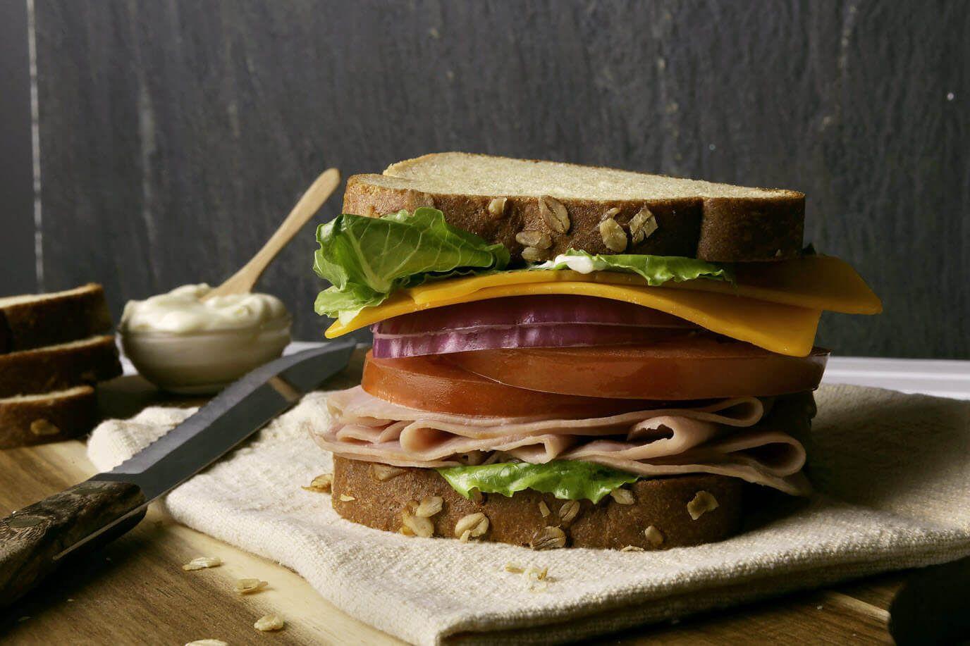 Moist Keto Sandwich Bread  Low Carb Low Sugar Keto Friendly Bread