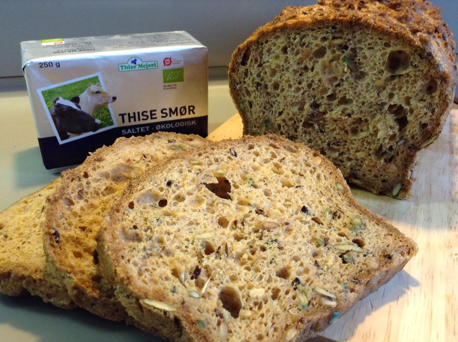 Paleo Low Carb Bread  Ingre nts