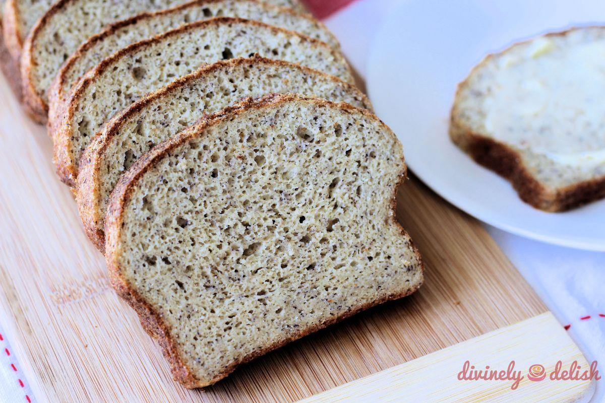 Paleo Low Carb Bread  Paleo Low Carb Bread