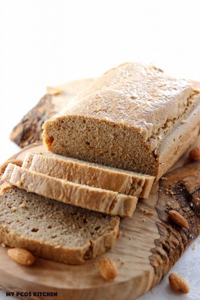 Paleo Low Carb Bread  Low Carb Paleo Bread Gluten free Starch free Dairy free