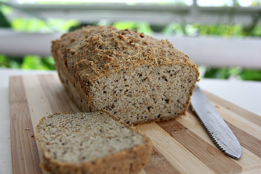 Paleo Low Carb Bread  Paleo Bread Divalicious Recipes