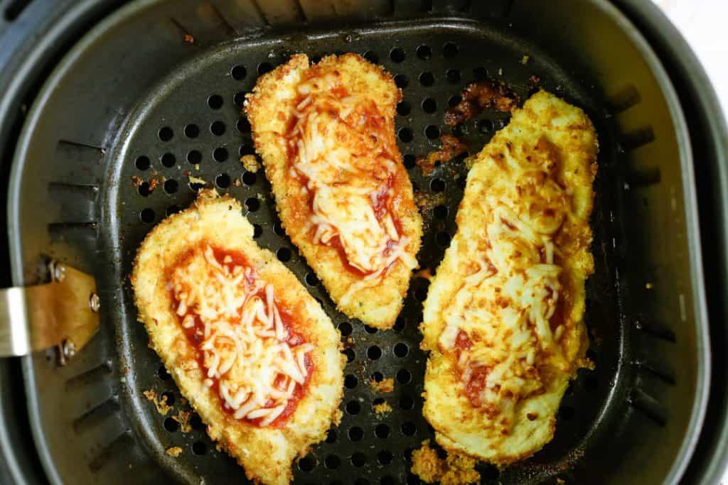 Parmesan Crusted Chicken Air Fryer Keto  Keto Parmesan Crusted Chicken