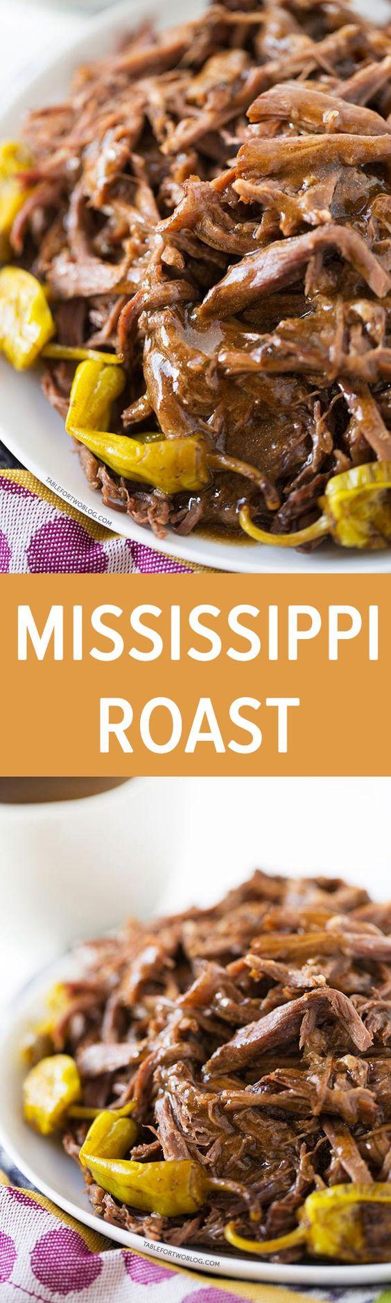 Pepperchini Roast Crock Pot Keto  The 50 Best Crock Pot Recipes Pinned the Most on