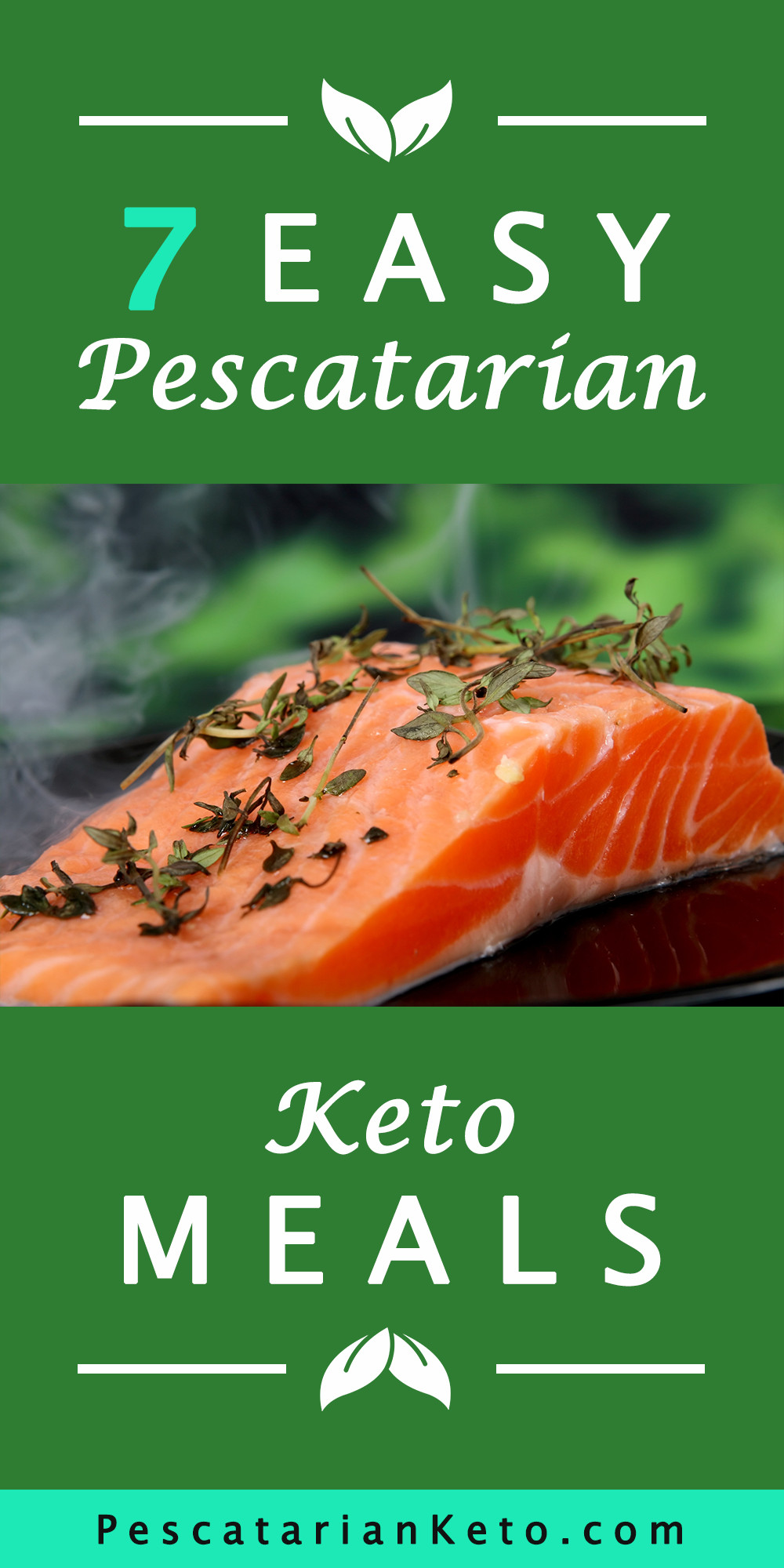 Pescatarian Keto Diet For Beginners  7 Quick and Easy Pescatarian Keto Meals You ll Love Eating