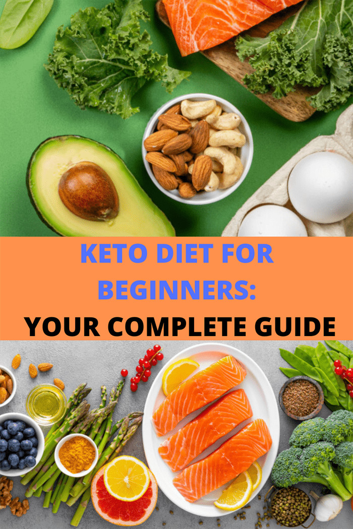 Pescatarian Keto Diet For Beginners  KETO DIET FOR BEGINNERS YOUR PLETE GUIDE