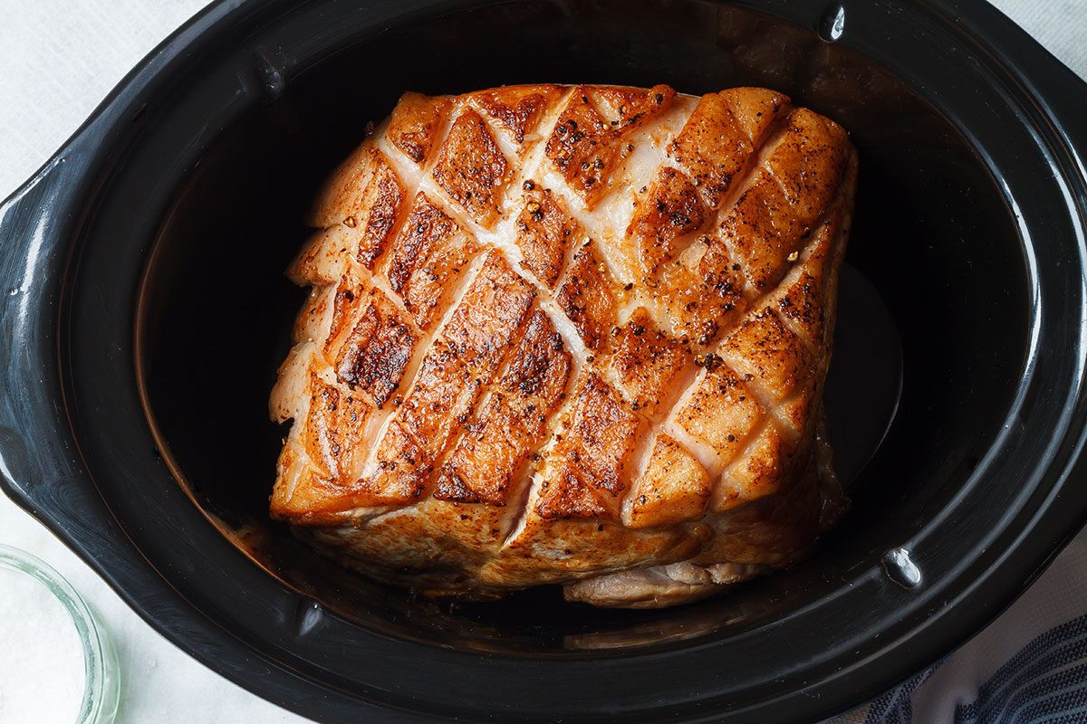 Pork Tenderloin Recipes In Crockpot Slow Cooker Keto  Crockpot Pork Loin in Creamy Garlic Sauce — Eatwell101