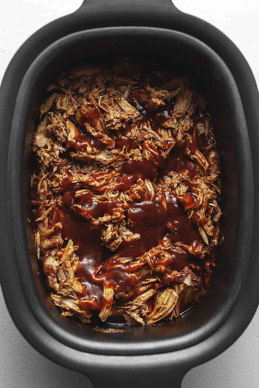 Pork Tenderloin Recipes In Crockpot Slow Cooker Keto  Crock Pot Pork Loin BBQ Pulled Pork • Low Carb with Jennifer