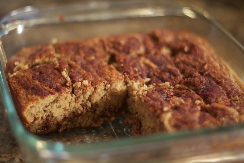 Protein Bread Recipe  Jamie Eason s LiveFit Recipes Cinnamon Swirl Protein