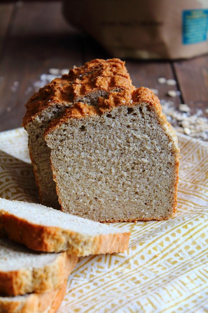 Protein Bread Recipe  Protein Oat Bread Recipe TheTaste