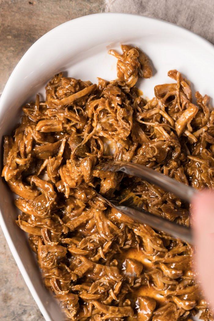 Pulled Pork Slow Cooker Keto  Instant Pot Slow Cooker Paleo & Keto BBQ Pulled Pork