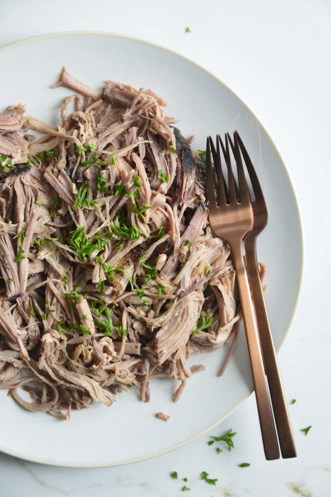 Pulled Pork Slow Cooker Keto  Slow Cooker Pork Butt Best Pulled Pork Recipe The