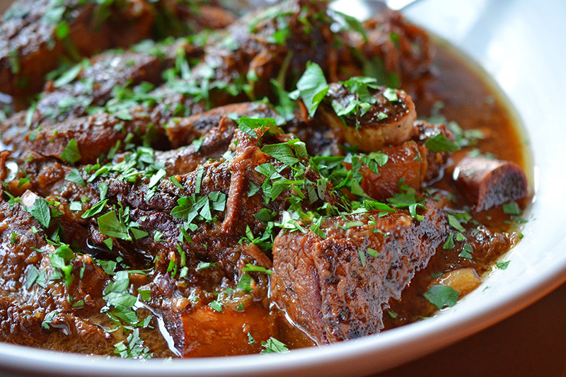 Short Ribs Slow Cooker Keto  Slow Cooker Low Carb Keto Beef Short Ribs