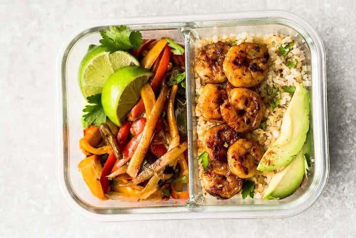 Shrimp Keto Meal Prep  30 Tasty Keto Meal Prep Recipes for a Stress Free Week Ahead