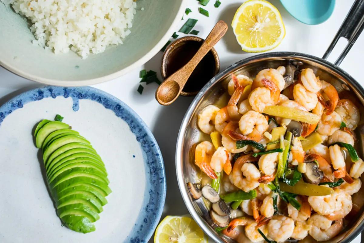 Shrimp Keto Meal Prep  Keto Meal Prep Ideas 13 Ways to Make Your Workweek Easier