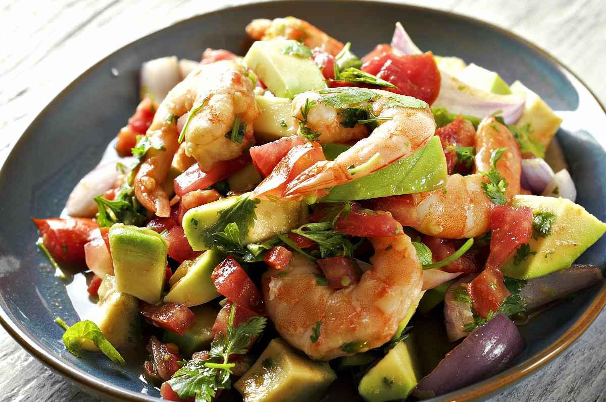 Shrimp Keto Meal Prep  7 Keto Meal Prep Ideas for Gym Goers