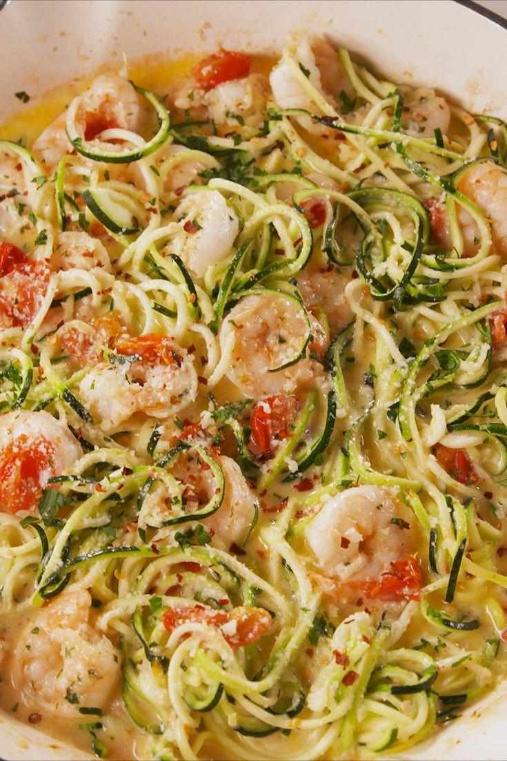Shrimp Keto Pasta  12 Best Keto Shrimp Recipes Ketogenic Diet Shrimp—Delish