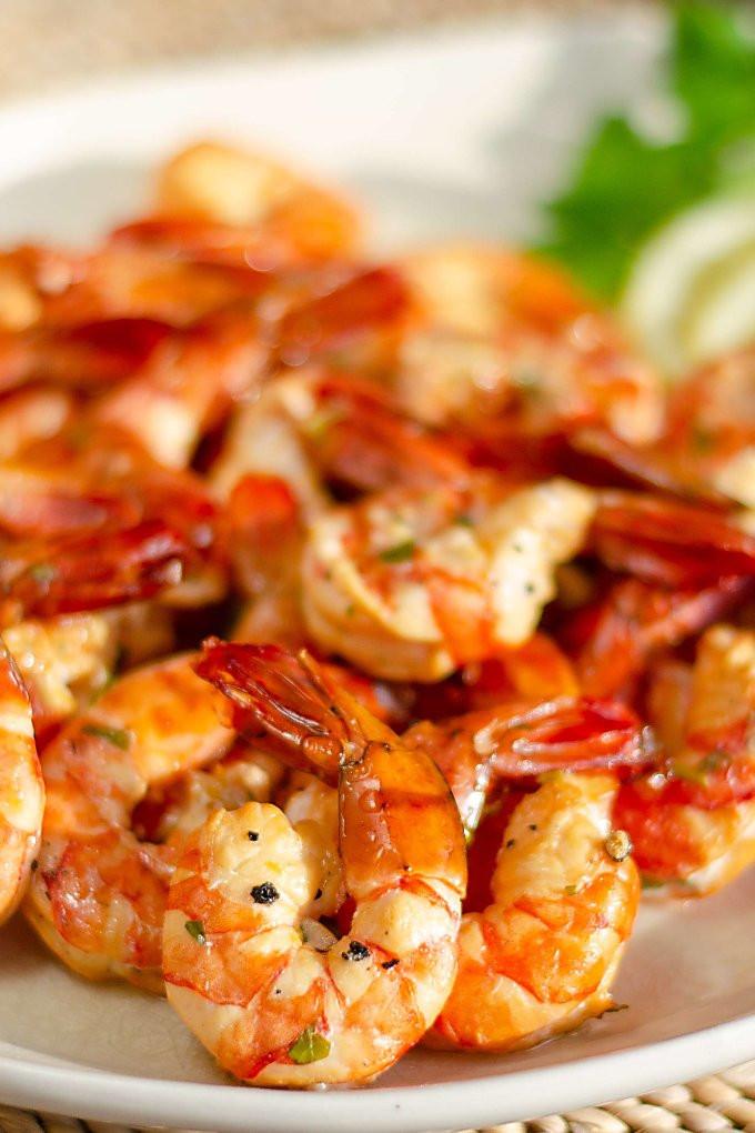 Shrimp Keto Pasta  15 Easy Keto Shrimp Recipes