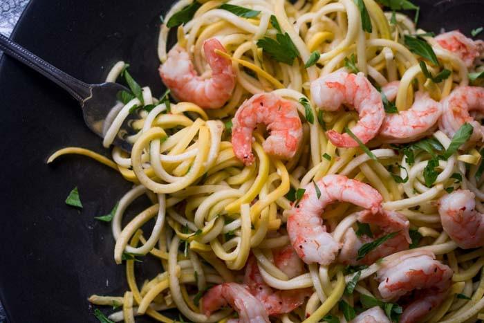 Shrimp Keto Pasta  11 Keto Recipes That'll Make You For You're a Diet