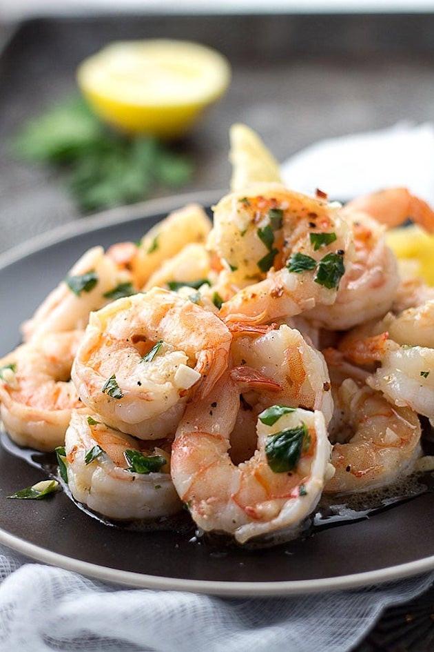 Shrimp Keto Pasta  21 Keto Pasta Dishes