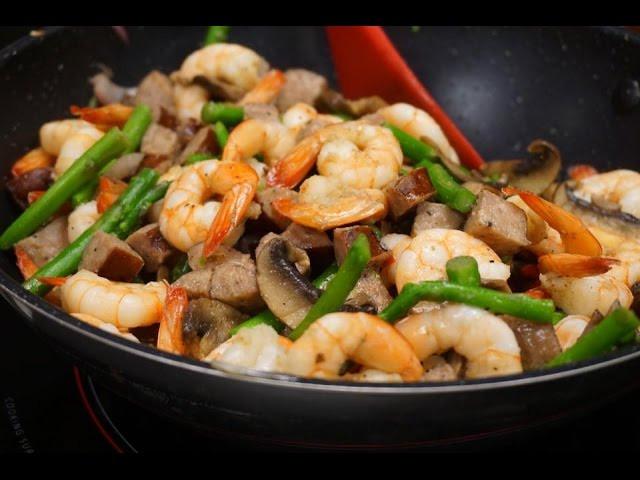 Shrimp Keto Stir Fry  Keto Diet Shrimp Stir Fry best shrimp low carb keto