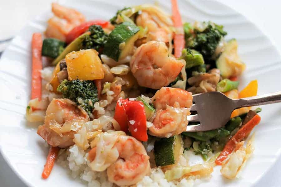 Shrimp Keto Stir Fry  Keto Stir Fry With Shrimp