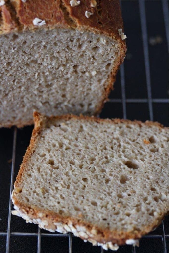 Simple Gluten Free Bread  Easy Gluten Free Sourdough Bread With No Starter Best