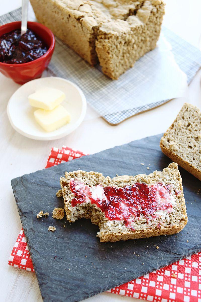 Simple Gluten Free Bread  Easy Gluten Free Bread – A Beautiful Mess