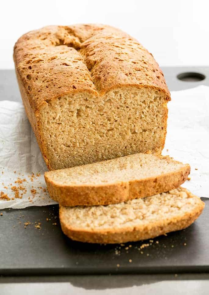 Simple Gluten Free Bread  Hearty Gluten Free Bread Recipe
