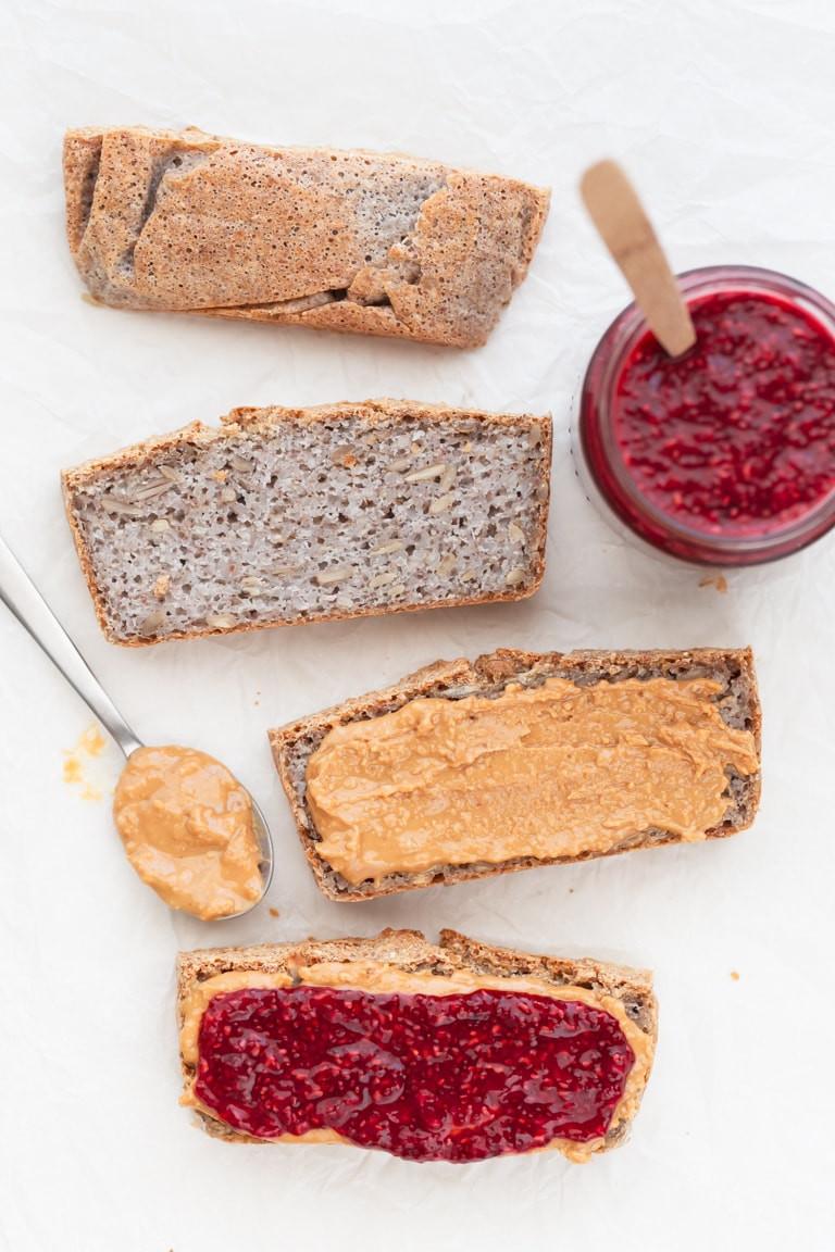 Simple Gluten Free Bread  Gluten Free Bread Simple Vegan Blog