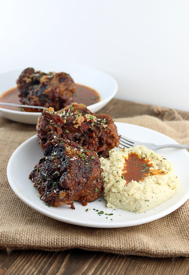Slow Cooker Keto Recipes  Keto Slow Cooker Braised Oxtails