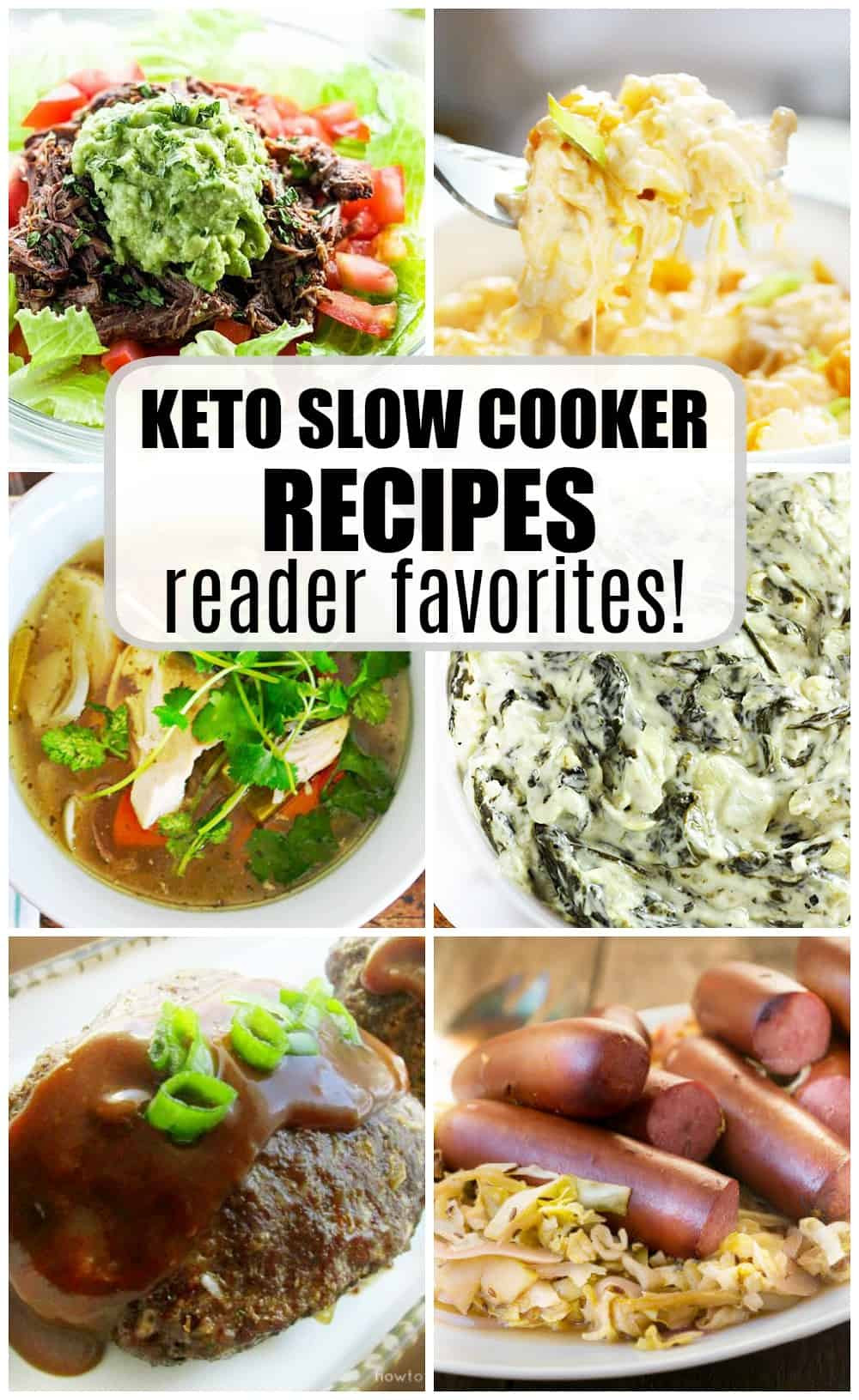 Slow Cooker Keto Recipes Low Carb  KETO Slow Cooker Recipes Low Carb High Fat Some of the Best