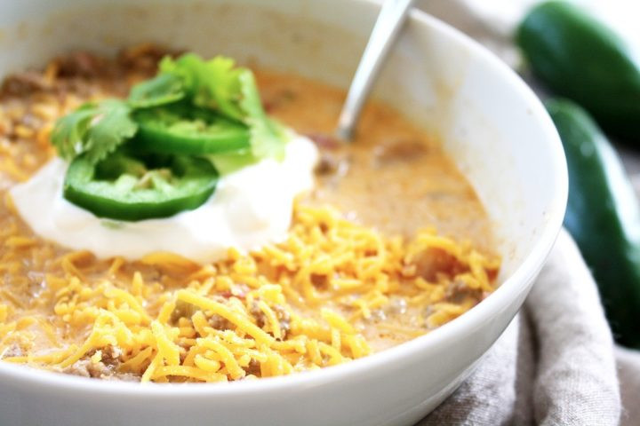 Slow Cooker Keto Taco Soup  Slow Cooker Keto Taco Soup A Delicious Low Carb Meal