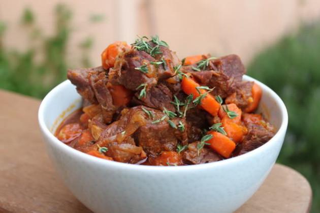Stew Meat Recipes Crock Pot Keto  16 Keto Instant Pot & Crock Pot Recipes