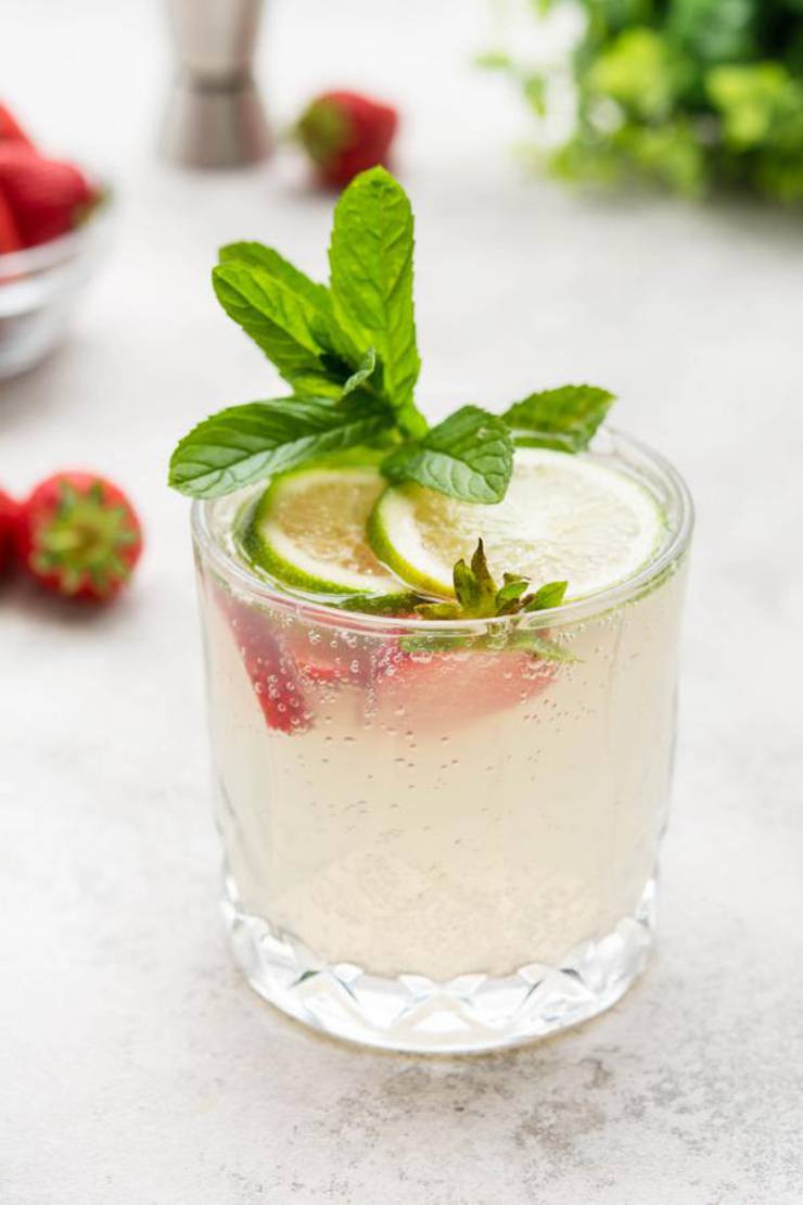 Summer Keto Drinks Alcohol  Keto Cocktail – BEST Low Carb Keto Rum Alcoholic Drink