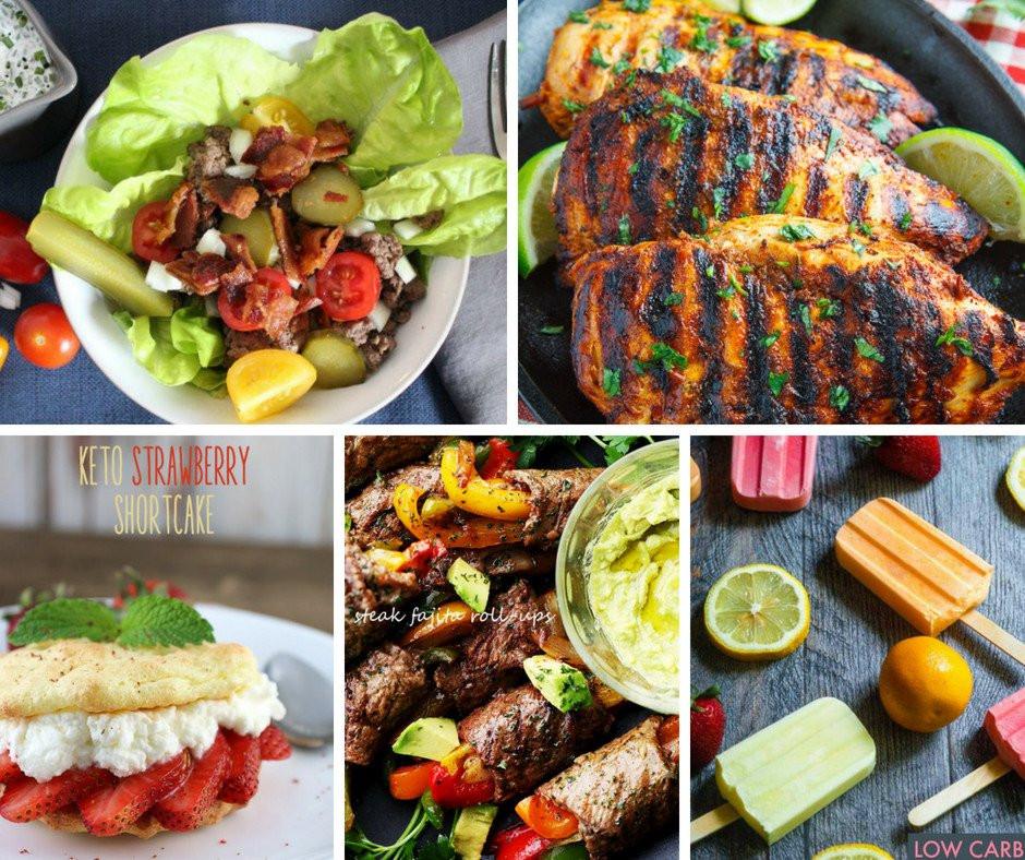Summer Keto Snacks  Keto Recipes That Will Make You Love Summer Even More
