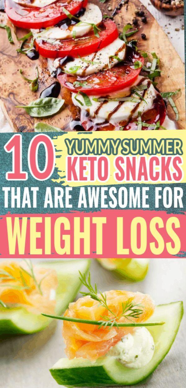 Summer Keto Snacks  10 Keto Snacks For Summer That Are Beyond Easy in 2020