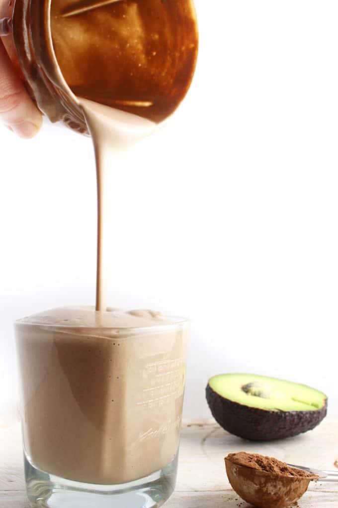 Vegan Keto Breakfast Smoothie  Breakfast Keto Smoothie Vegan Recipe Broke foo s